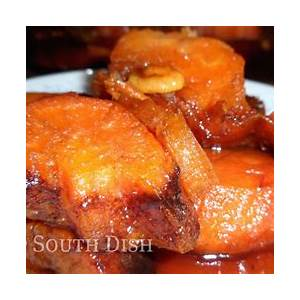 deep-south-dish-bourbon-glazed-sweet-potatoes image