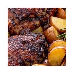best-balsamic-glazed-chicken-how-to-make-delish image