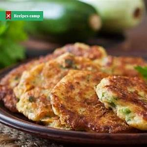 recipe-zucchini-pancakes-recipescamp image