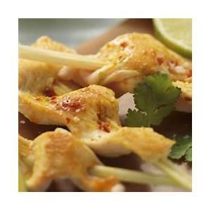 thai-style-lemongrass-chicken-skewers image