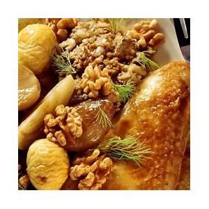 roasted-turkey-with-chestnut-stuffing-recipe-eat-smarter-usa image