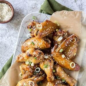 sweet-chili-glazed-chicken-wings-recipe-girl image