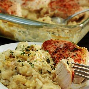 easy-chicken-and-rice-my-recipe-treasures image