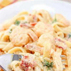 creamy-shrimp-pasta-with-sun-dried-tomatoes image