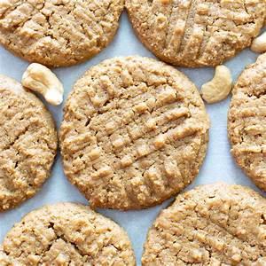 4-ingredient-paleo-vegan-cashew-butter-cookies image