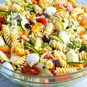 quick-and-easy-pasta-salad-easy-recipes-for-home image