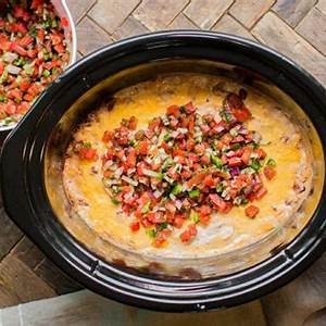 slow-cooker-creamy-ranch-bean-dip-the-magical-slow-cooker image