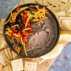 black-bean-hummus-recipe-healthier-steps image