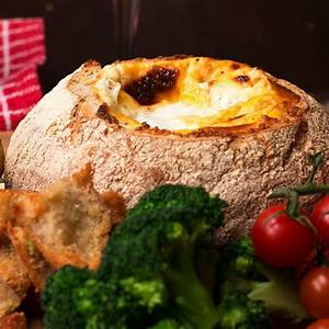 cheese-fondue-bread-boat-cooking-tv image