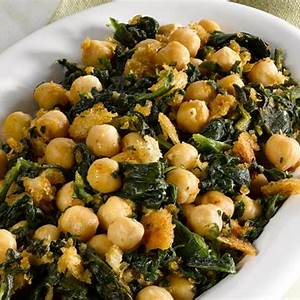 chickpeas-with-spinach-recipe-cookstrcom image