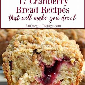 17-fabulous-cranberry-bread-recipes-including-yeast image