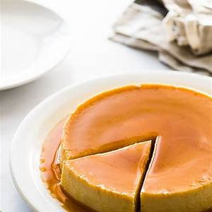 easy-flan-recipe-only-5-ingredients-isabel-eats image