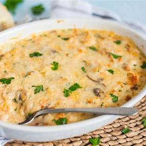 seafood-casserole-recipe-with-shrimp-and-crabmeat image