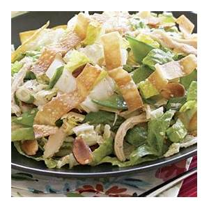 crunchy-chinese-chicken-salad-recipe-finecooking image