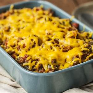 ground-beef-and-cabbage-casserole image