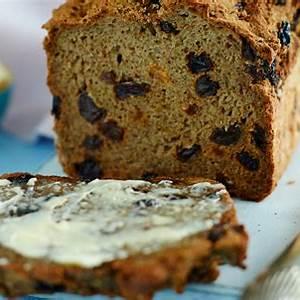 gluten-free-raisin-and-cinnamon-bread-baking image