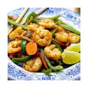 coconut-curry-shrimp-stir-fry-paleo-whole30-15-minutes image