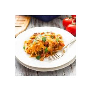 southwestern-spaghetti-pie-one-sweet-mess image