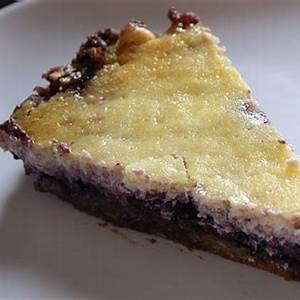 blueberry-sour-cream-cheesecake-recipe-cullys-kitchen image