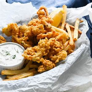 fried-whole-belly-clams-with-simple-tartar-sauce-garlic image