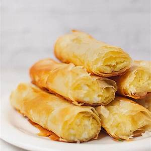 mums-extra-crispy-tiropita-rolls-greek-cheese-pie-rolls image