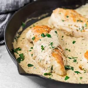 chicken-with-mustard-sauce-creamy-delicious-rachel image