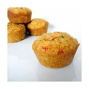savory-corn-and-pepper-muffins-brown-eyed-baker image