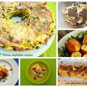 7-italian-tagliolini-recipes-you-will-love-the-pasta image