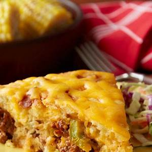 impossibly-easy-barbecue-beef-pie-recipe-recipes-beef image