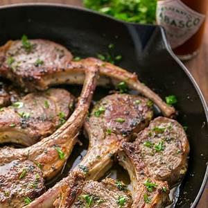 garlic-and-herb-crusted-lamb-chops image
