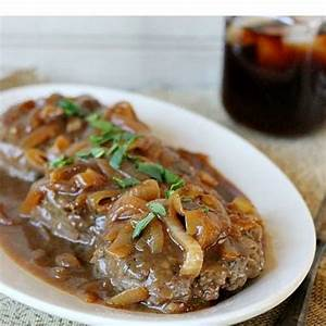 hamburger-steak-with-onions-and-brown-gravy-foodgasm image