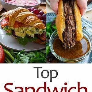 top-sandwich-recipes-closet-cooking image