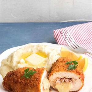 chicken-cordon-bleu-recipe-simply image