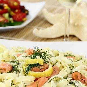 tasty-salmon-pasta-recipe-with-capers-cream-cheese-and image