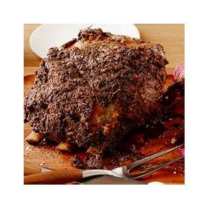 roast-prime-rib-of-beef-with-horseradish-crust image