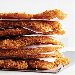 make-ahead-breaded-chicken-cutlets-martha-stewart image