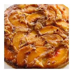 caramelized-peach-upside-down-coffee-cake image