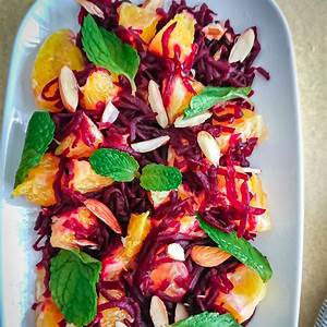beet-and-mandarin-orange-salad-with-mint image