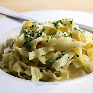 fettuccine-with-herb-butter-recipe-cdkitchencom image