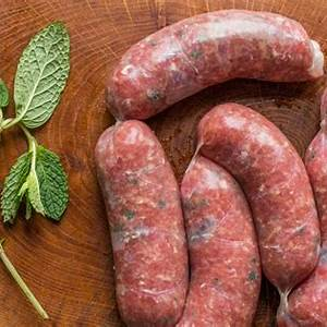 homemade-lamb-or-goat-sausage-with-mint-shepherd-song-farm image