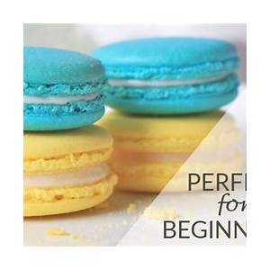 the-best-french-macaron-recipe-w-video-template image