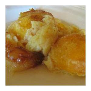 peaches-and-cream-custard-recipe-whats-cooking image