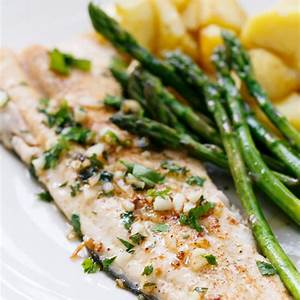 pan-fried-trout-with-garlic-lemon-parsley-love image