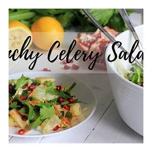 how-to-make-crunchy-celery-salad-winter image