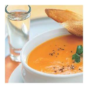 carrot-and-caraway-soup-recipe-bon-apptit image