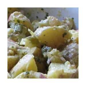 authentic-german-potato-salad image