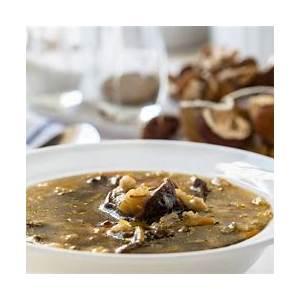 mushroom-soup-recipe-yummly image
