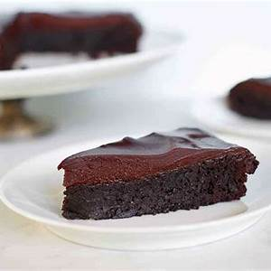 flourless-chocolate-cake-king-arthur-baking image
