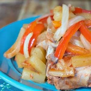 crock-pot-sweet-sour-pork-chops image