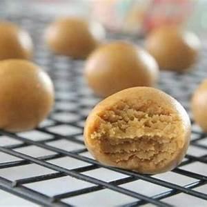 no-bake-peanut-butter-balls-recipe-mommypotamus image